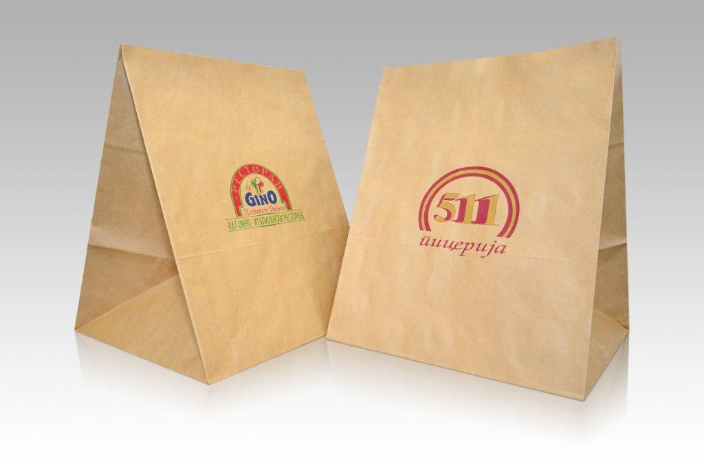 Pizza bags without handles @ KESANOVA DOO
