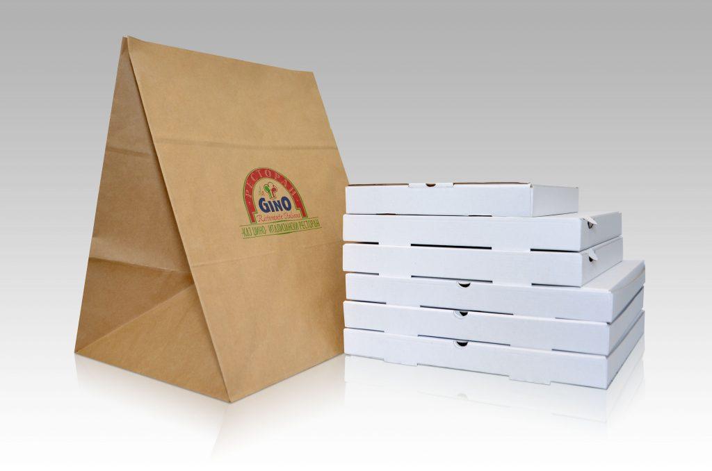 Pizza bag without handles @ KESANOVA DOO