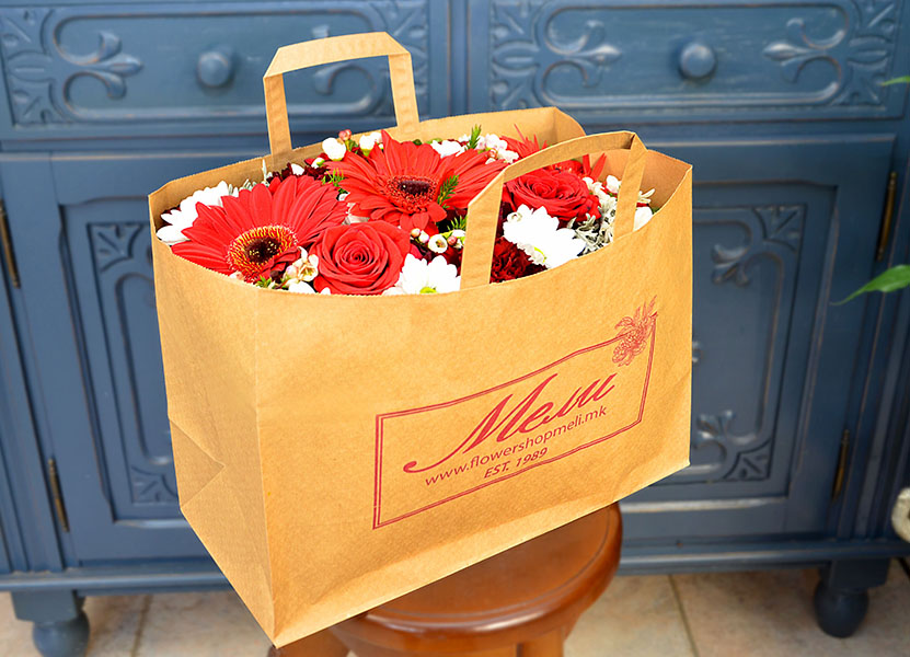 17L (350x170x245) mm flower bag from KESANOVA