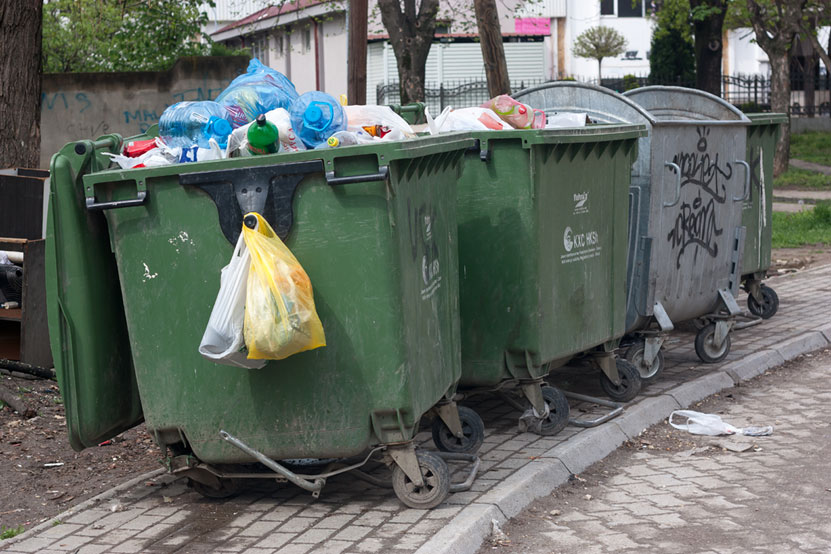 Пластичните кеси Скопје Чаир Април 2020